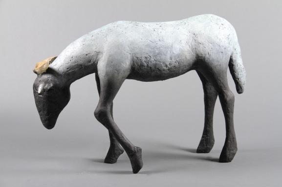Allegro, 81cmx119cmx48cm, 32″x47″x19″,bronze