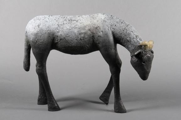 Anima, 86x119x38cm, 34″x47″x15″,bronze