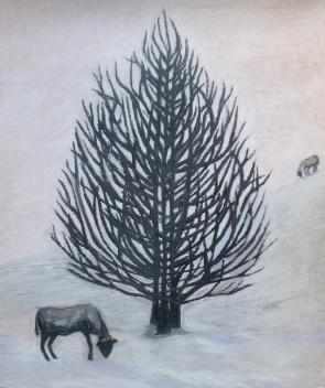 Snow Pecora #3